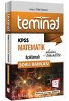 2018 KPSS Teminat Matematik Açıklamalı Soru Bankası