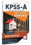 2018 KPSS A Grubu Tüm Kurum Sınavları İçin İcra ve İflas Hukuku Açıklamalı Soru Bankası