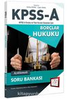 2018 KPSS A Grubu Borçlar Hukuku Açıklamalı Soru Bankası