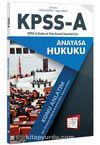 2018 KPSS A Grubu ve Tüm Kurum Sınavları İçin Anayasa Hukuku Konu Anlatım