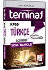 2018 KPSS Teminat Türkçe Açıklamalı Soru Bankası