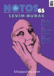 Notos Öykü İki Aylık Edebiyat Dergisi Ağustos-Eylül Sayı :65