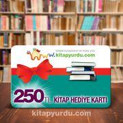 Kitap Hediye Kartı (250 TL)