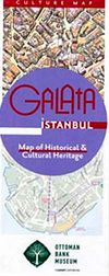 Galata İstanbul: Map of Historical & Cultural Heritage