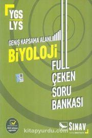 YGS-LYS Biyoloji Full Çeken Soru Bankası