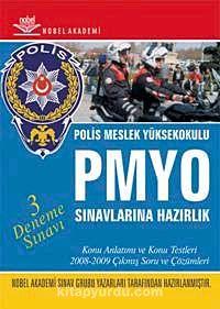 PMYO Polis Meslek Yüksekokulu Sınavlarına Hazırlık 3 Deneme Sınavı