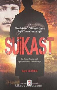 Suikast - Hayri Yıldırım pdf epub