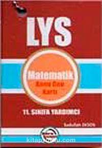 LYS Matematik Konu Cep Kartı / 11. Sınıfa Yardımcı - Sadullah Eksen pdf epub