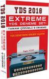 2018 YDS Extreme Tamamı Çözümlü 8 Deneme Seti