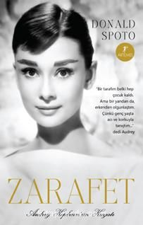 ZarafetAudrey Hepburn'ün Hayatı - Donald Spoto pdf epub