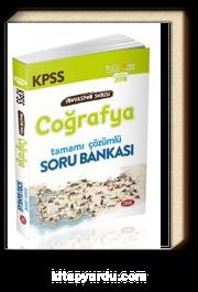 2018 KPSS İnovasyon Serisi Coğrafya  Tamamı Çözümlü Soru Bankası