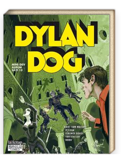 Dylan Dog Mini Dev Albüm 10