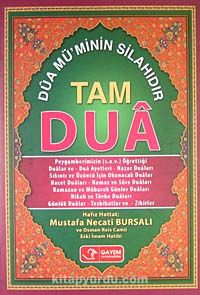 Tam DuaDua Mü'minin Silahıdır - Mustafa Necati Bursalı pdf epub