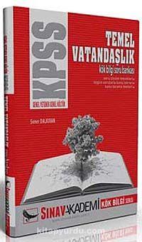 2012 KPSS Vatandaşlık Kök Bilgi Soru Bankası - Soner Dalkıran pdf epub