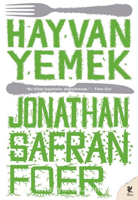 Hayvan Yemek - Jonathan Safran Foer pdf epub