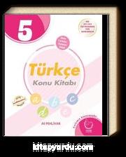 5. Sınıf Türkçe Konu Kitabı
