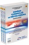 Polis Meslek Hukuku ve Mevzuatı Modüler Set (Kod:2500) (3 Kitap) / Komiser Yardımcılığı ve Misyon Koruma