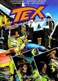 Tex Süper Cilt 37 -  pdf epub