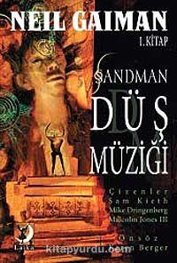 Sandman 1Düş Müziği - Neil Gaiman pdf epub