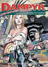 Dampyr Süper Cilt 21 -  pdf epub
