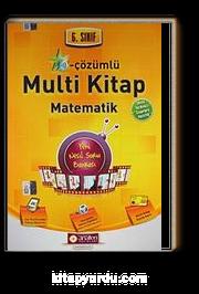 6. Sınıf e-Çözümlü Multi Kitap Matematik