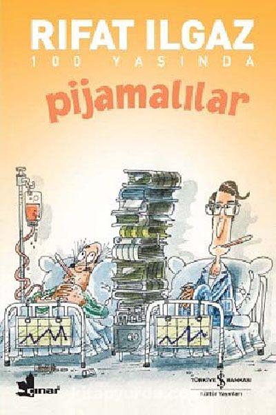 Pijamalılar - Rıfat Ilgaz pdf epub