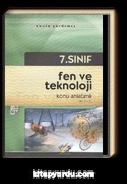 7. Sınıf Fen ve Teknoloji Konu Anlatımlı