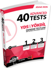 YDS&YÖKDİL Advanced 40 Test
