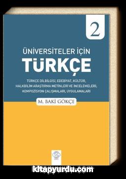 Üniversiteler İçin Türkçe 2