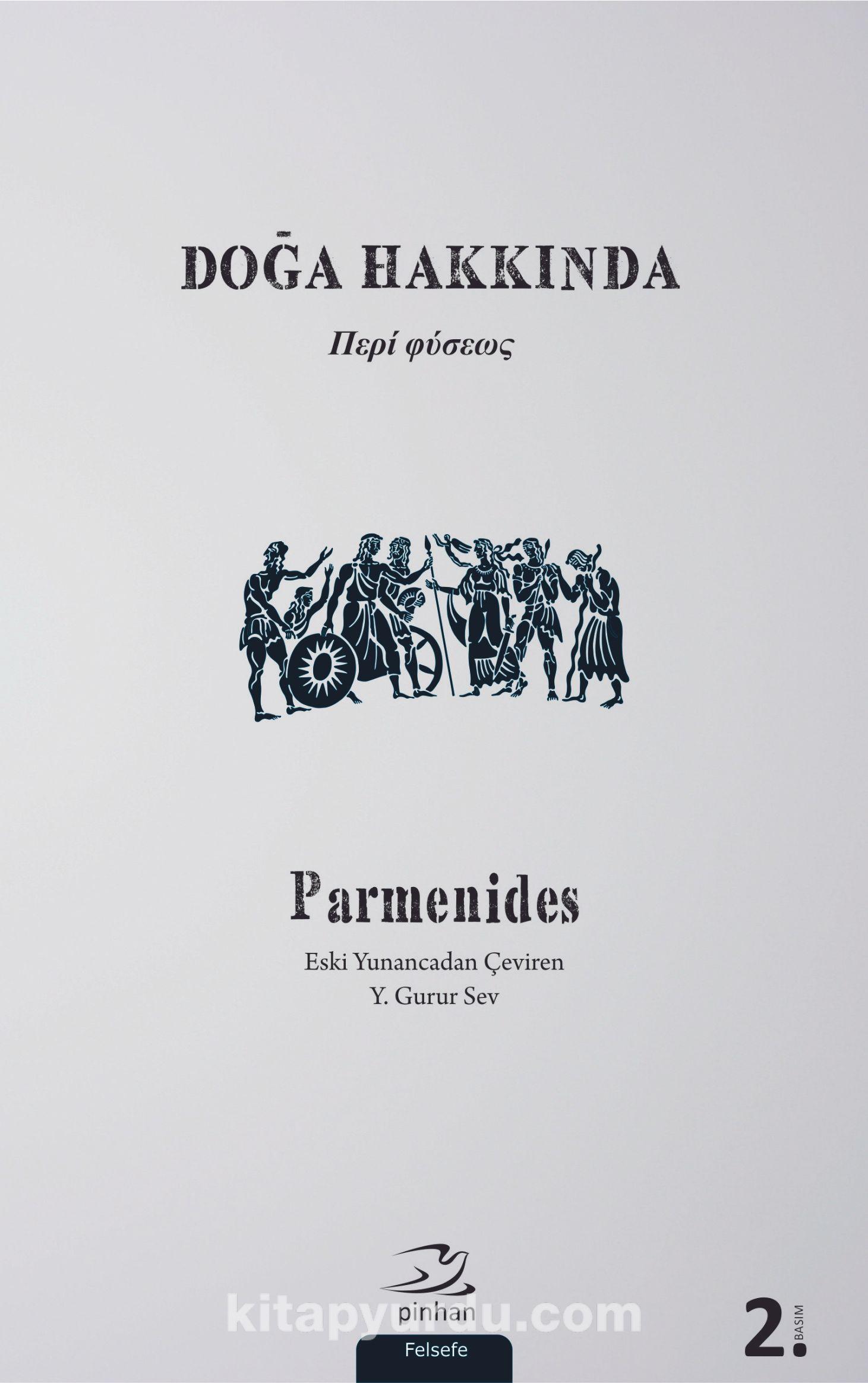Doğa Hakkında - Parmenides pdf epub