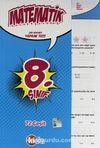 8.Sınıf Matematik Çek Kopart Yaprak Test