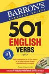 Language Guides 501 English Verbs with CD ROM