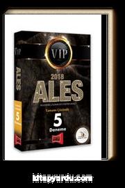 2018 ALES VIP Tamamı Çözümlü 5 Deneme