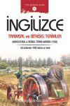 İngilizce Tarımsal ve Bitkisel Terimler & Agricultural and Herbal Terms and Words