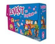Levent ve Tayfası- 2 Set (5 Kitap)