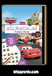 Arabalar Bulmacalar Faaliyet Kitabı