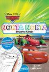 Arabalar Nokta Nokta Boyama Kitabı
