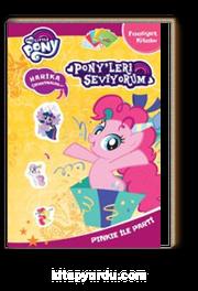MLP Ponyleri Seviyorum - Pinkie ile Party Faaliyet Kitabı