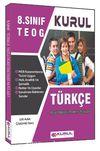 8. Sınıf TEOG Türkçe Hızlı Öğretim Ders Notları