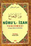 Nûru'l-İzah Tercümesi (Arapça Metni ile Birlikte)