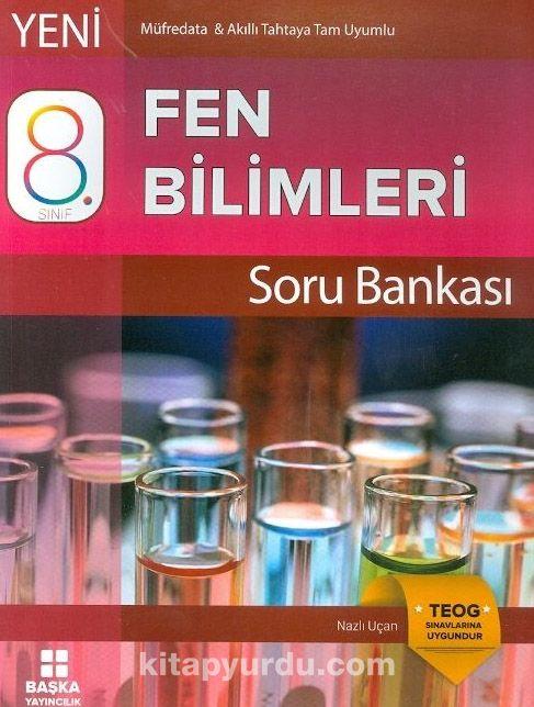 8. Sınıf TEOG Fen Bilimleri Soru Bankası - Kollektif pdf epub