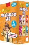 Gizli Büyüteçli Matematik Seti (6 Kitap)