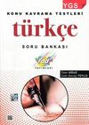 YGS Türkçe Konu Kavrama Testleri Soru Bankası