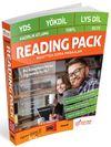 YDS-YÖKDİL-LYS DİL-Hazırlık Atlama-TOEFL-IELTS Reading Pack Basitten Zora Pasajlar