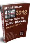 2018 KPSS Eğitim Bilimleri Tek Kitap Soru Bankası