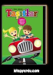 Taşıtlar / İngilizce Öğreten Boyama Kitabı
