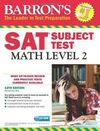 Barron's SAT Subject Test: Math Level 2 with CD-ROM, 12th Edition