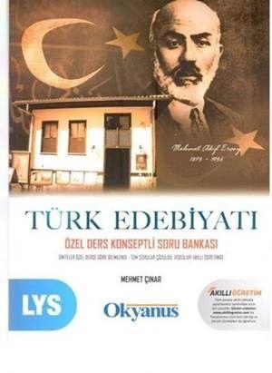 LYS Türk Edebiyatı Özel Ders Konseptli Soru Bankası - Kollektif pdf epub