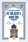 Te'vilatül Kur'an Tercümesi 7