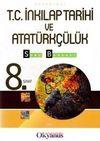 8. Sınıf Kazanımlı T.C. İnkılap Tarihi ve Atatürkçülük Soru Bankası